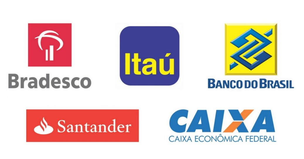 Bancos em Sabará