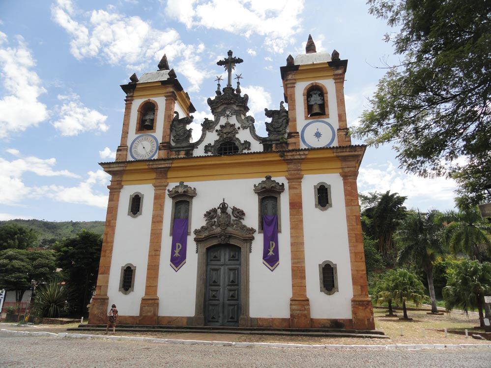 Igreja de Nossa Senhora do Carmo sabara