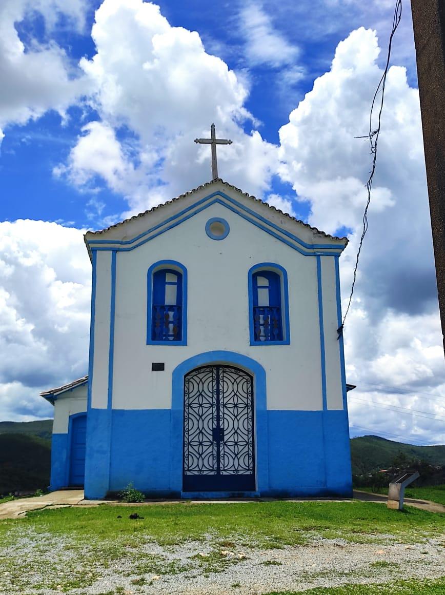 Igreja Capela do Senhor Bom Jesus em Sabará