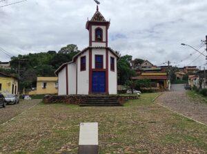 Igreja Nossa Senhora do Ó em Sabará - Como chegar?