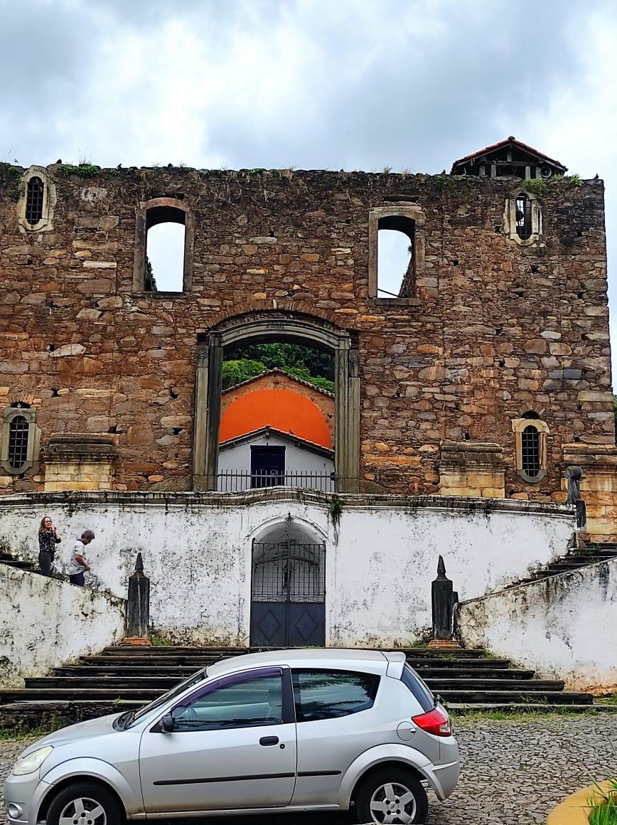 Igreja Nossa Senhora do Rosário dos Pretos em Sabará - Como chegar?