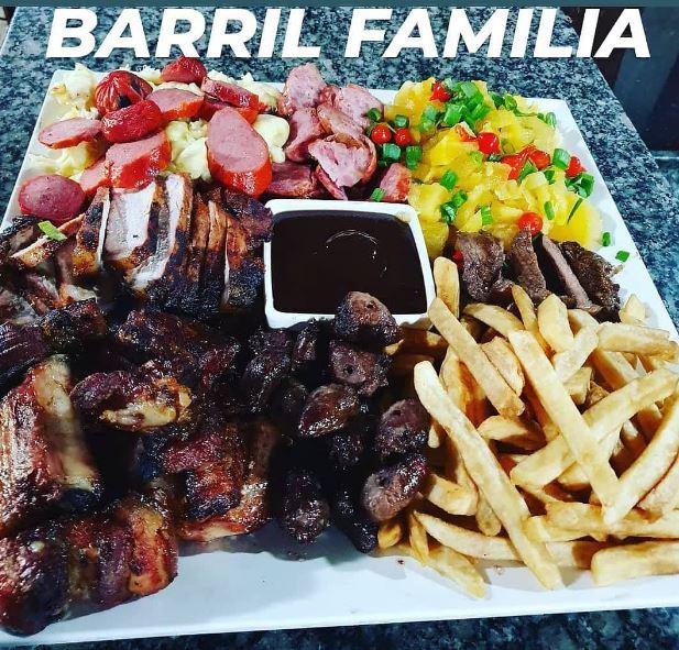 restaurante Barril Choperia, Churrasco e Pizzaria em sabará