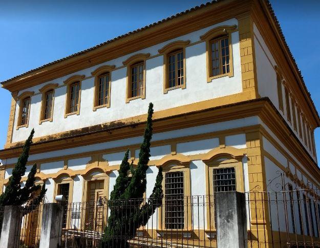 Biblioteca Pública de Sabará - MG