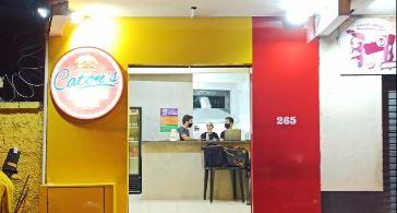 Caton's Burger Sabará