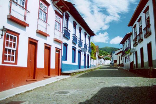 Conjunto Arquitetônico da Rua Dom Pedro II - EM Sabará