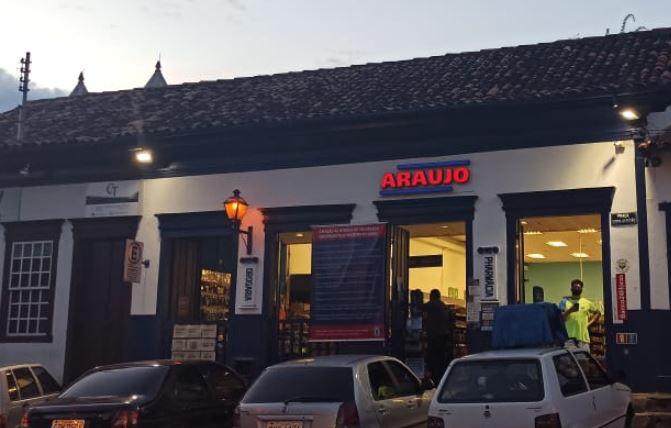 Drogaria Araujo - EM Sabará