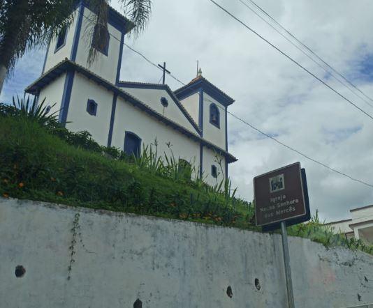 Igreja Nossa Senhora das Mercês - Em Sabará
