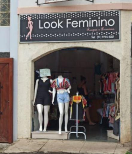 Look Feminino Roupas e Acessórios - EM Sabará