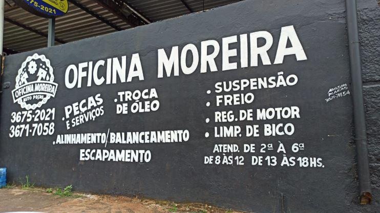 Oficina Moreira - EM Sabará