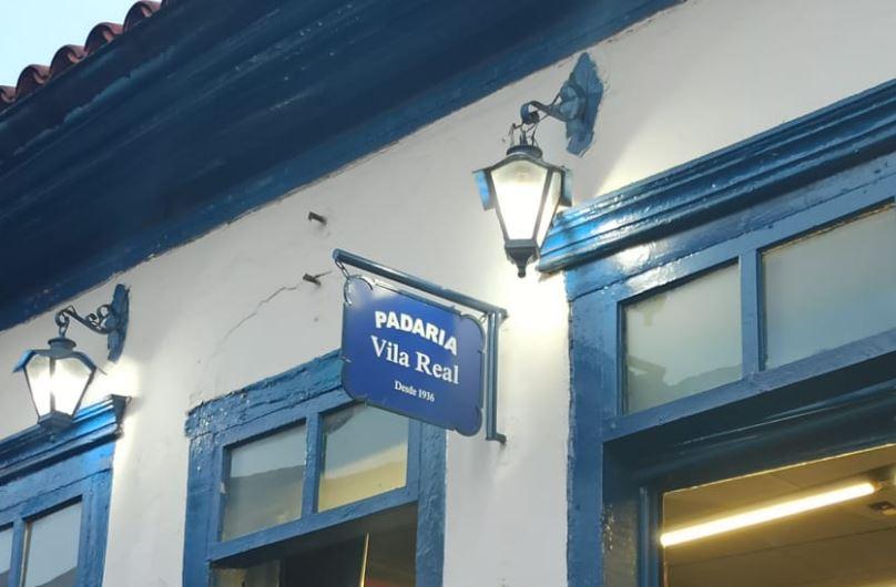 Padaria e Confeitaria Vila Real - EM Sabará