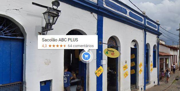 Sacolão ABC PLUS - EM Sabará