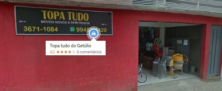 Topa tudo do Getúlio - EM Sabará
