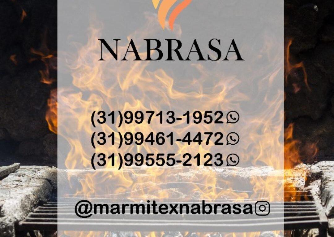NaBrasa Marmitex - EM Sabará