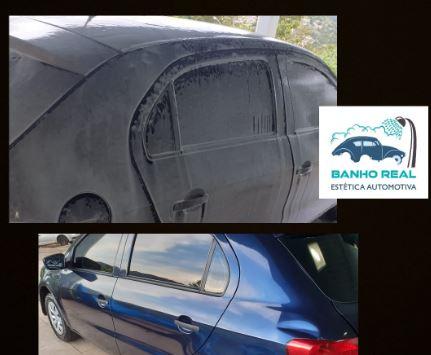 Banho Real Estética Automotiva - EM Sabará