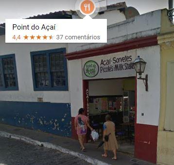 Point do Açaí - EM Sabará