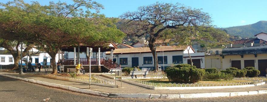 Praça Santa Rita - EM Sabará