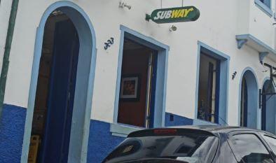 Subway - EM Sabará