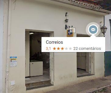 correios - EM Sabará