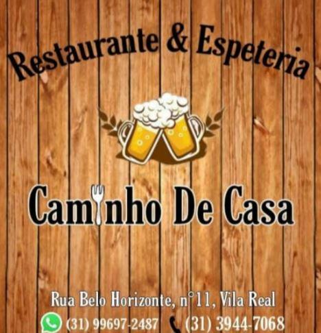 Restaurante e Espeteria Caminho de Casa em Sabará
